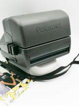 Polaroid 636 close-up