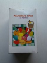Minuteur mécanique vintage (kurzzeitmesser) 60 min