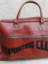 sac de sport ou bowling années 50
