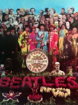 The BEATLES - Sergent Peppers Lonely Hearts Club Band