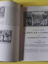 Histoire illustrée de la littérature Française (2 tomes)