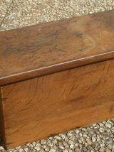 boite  en bois  ancienne , vintage