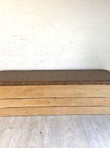 Plinth de gymnastique vintage