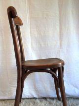 Chaise bistrot – W. Baumann – début XXème