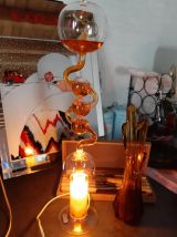 Lampe bouillon, space age 60/70