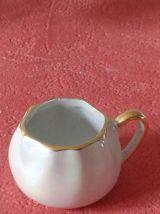 Service à liqueur vintage en porcelaine