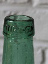 Dame Jeanne Viresa 4 L verre vert