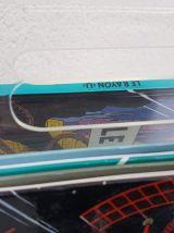 porte revues plexiglas vintage années 70 transparent