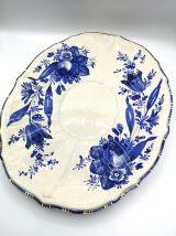 Soupière en céramique et son plat
