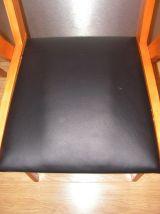 chaise fauteuil vintage bridge