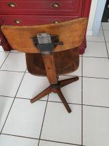 Chaise d' atelier biennaise 1930