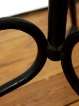 Porte manteau perroquet vintage