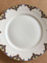 Service à dessert, Porcelaine de Limoges