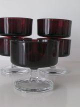 5 coupes à champagne Luminarc