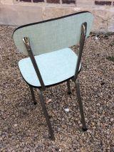 chaises vintage en formica