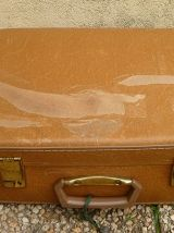 valise  en carton , vintage