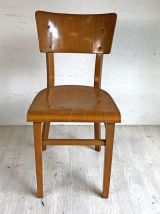 Chaise bistrot Thonet vintage 50's