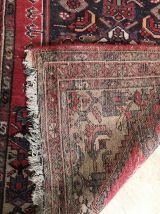 Tapis ancien Persan début XXème siècle 150x100 cm fait main