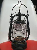 Grande Lampe tempête Lanterne de marin ALG numéro 2