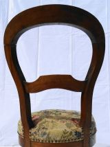 Chaise tapissier