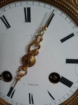 horloge 19ème siècle