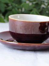 2 tasses et sous-tasses Villeroy & Boch