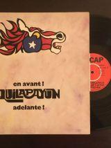 Quilapayun lot de 3 vinyles 33 t