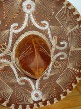 Authentique sombrero Mexicain
