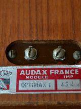 Enceinte Française Audax OPTIMAX 1