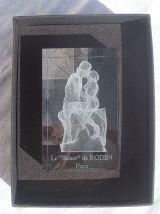 Presse papier le Baiser de Rodin