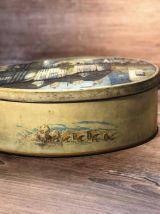 Très ancienne boîte métallique - Vintage