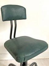 Fauteuil de Bureau vintage 50's