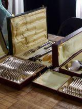 Argenterie métal argenté début 20ème