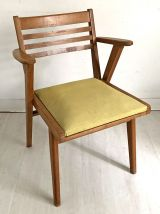 Chaise vintage 60's