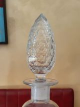 Vase pharmacie en cristal