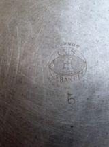 marmite bas de couscoussier , ancien