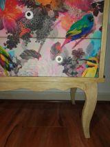 Commode oiseaux