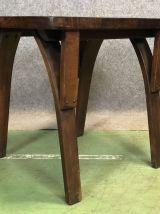 Table bistrot anglaise - début XXème