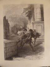 Romeo et Juliette, William Shakespeare, illustré Andriolli