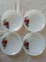 """Tasses arcopal """"fraises"""""""