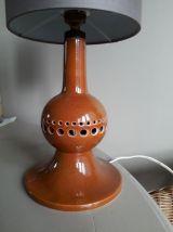 Lampe en céramique vintage