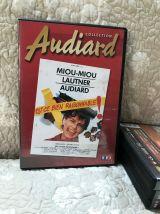 Les dialogues de Michel Audiard dans 4 DVD