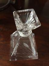 flacon parfum cristal excellente état