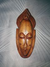 Collection de masques africains