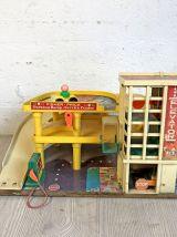 Garage Fisher Price vintage 70's