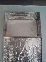 Boîte metal biscuit
