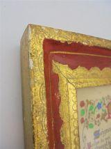 Petit cadre photo florentin