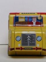 Camion Citroën publicitaire Banania