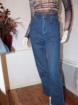 "Ensemble pantalon en jean ""Christine Laure"" T 40 TBétat"