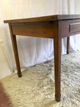 Table en chêne – années 50